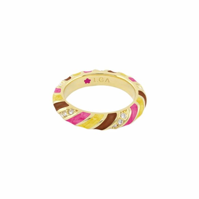 Stackable Fiesta Ring