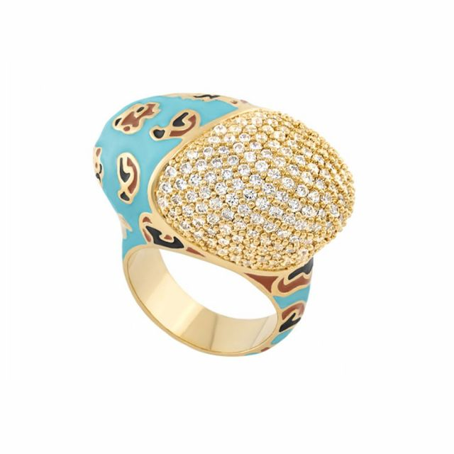 Fab Cocktail Ring