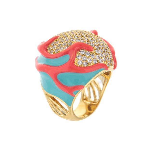 Pretty Little Things Cocktail Ring