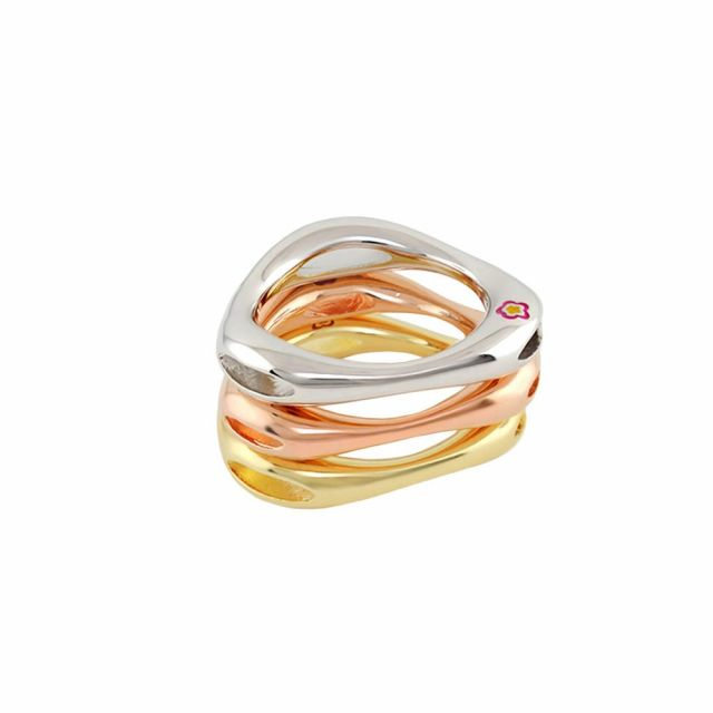 Socialite Stackable Ring Set