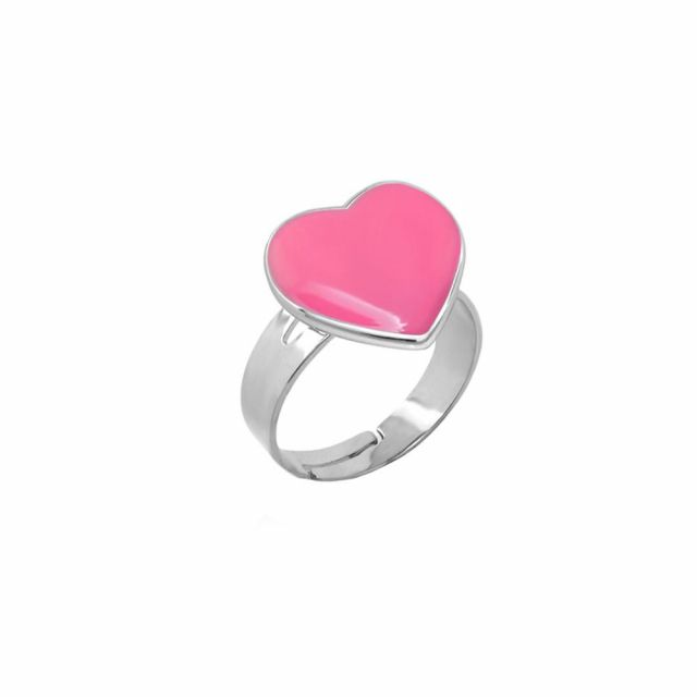 Heart Stackable Children Ring